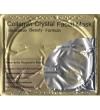 "Маска для лица ""Коллаген + Гиалуроновая кислота"" COLLAGEN CRYSTAL Belov, 60гр"